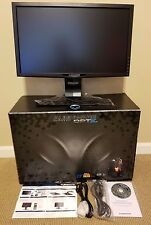 "Alienware OptX AW2310 23"" 3D READY 120hz Monitor in Original Box"