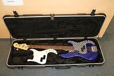 2014 Fender Deluxe Series Precision Bass Special Pre-owned w/ Case Free Shipping