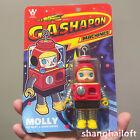 kennyswork Molly Robot 2020 pop mart 3inch design toy figure figurine limited