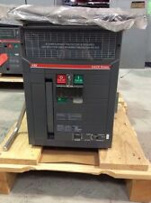 ABB  E2N-A 08 800 Amp  SACE Emax 3 Pole New In Factory Box!!