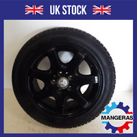 "MERCEDES SLK 230 R170 16"" FRONT ALLOY WHEEL WITH TYRE 7Jx16 H2 ET37 1704010202"