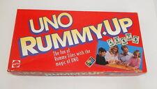 UNO Romme bis 100% kpl Mattel Spiele 1993 rummyup r10601