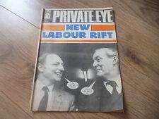 July Private Eye History & Politics Magazines