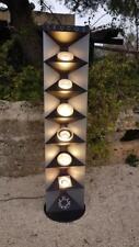 lampada piantana floor lamp espositore leucos rarissimo - esemplare 2