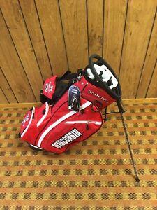 Wisconsin Badgers Fairway Stand Bag