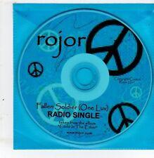 (ET819) Rojor, Fallen Soldier - 2011 DJ CD