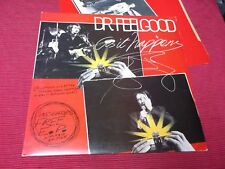 Dr Feelgood:  As it happens   UK  A1/B1  first pressing   1979  LP   EX+