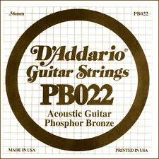 D'ADDARIO PB022 PHOSPHORE BRONZE