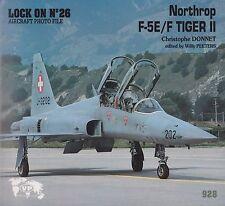 VERLINDEN LOCK ON 26 NORTHROP F-5E/F TIGER II SWISS AF SWITZERLAND / USAF USN