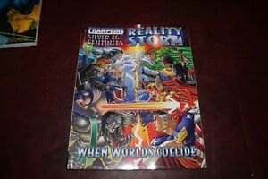 Champions/Silver Age Sentinels: Reality Storm ~ WHEN WORLDS COLLIDE