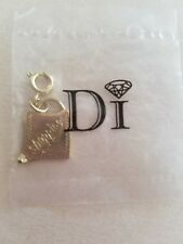 Diamonds International Charm Shopping Bag Fits on DI Bracelet Cruise New