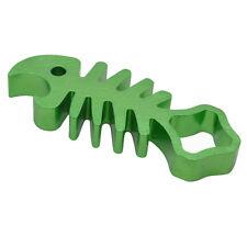 Fishbone Wrench Nut Screw Spanner Thumb Screw Tool for GoPro Bottle Opener Green