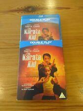 The Karate Kid (Blu-ray, 2010) Double Play Blu-ray & DVD