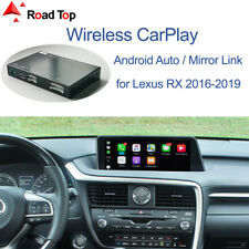 Wireless CarPlay Android Auto Interface for Lexus RX 2016-2019