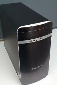 Zoostorm Desktop PC I5-4460 @3.40GHz 16GB RAM 240GB SSD + 500GB HDD Windows 10