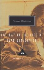 One Day in the Life of Ivan Denisovich Everyman's Library