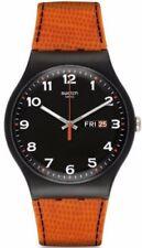 Relojes de pulsera fechas de plástico para hombre