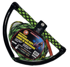 "Airhead 3 Section Performance Wakeboard Rope Custom Length 65' Total 15"" Handle"