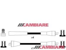 FORD ESCORT HT Leads Ignition Cables Set 1.1 1.3 1.6 Cambiare Quality Guaranteed