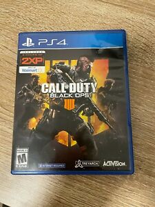 Call of Duty: Black Ops 4 (PlayStation 4, 2018) USED