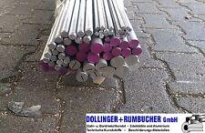 Alu hochfest EN AW-7075 AlZnMgCu1,5 Rundstange Aluminium rund *Abmessung wählen*
