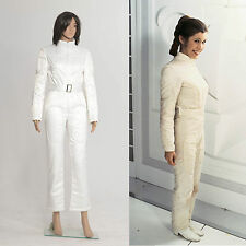 Star Wars Princess Leia White Jumpsuit costume <custome made>