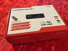 Fujitsu TV tuner for you computer Slim Mobile USB DVB-T