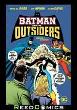 BATMAN AND THE OUTSIDERS VOLUME 2 HARDCOVER (312 Pages) New Hardback