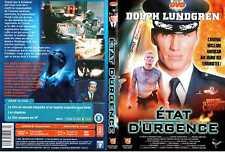 DVD Etat d'urgence | Dolph Lundgren | Action - Aventure | Lemaus