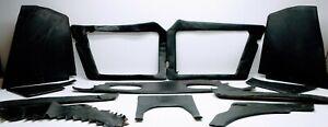 OEM - 1962 Austin Healey Sprite MKII MG Midget Interior Upholstery Panels