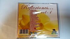 Reflexiones Vol. 1 cd free shipping $ 7.99