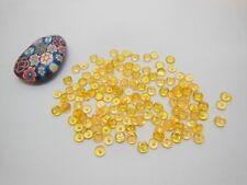 5200Pcs Orange Semi Bead Confetti Table Scatter Wedding Favor