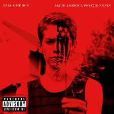 Fall Out Boy - Make America Psycho Again (2015)  CD  NEW/SEALED  SPEEDYPOST