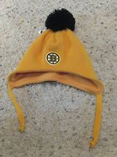 Boston Bruins NHL Hockey Baby Toddler Beanie Hat