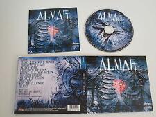 ALMAH EDU FALASCHI/ALMAH(AFM 149-2) CD ALBUM DIGIPAK