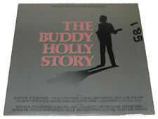 US Pressing BUDDY HOLLY Story LP Record