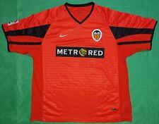 Valencia 2001-2002 Aimar Away Shirt Argentina Jersey Trikot Maglia River Plate