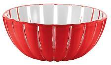 Guzzini ciotola contenitore Grace rosso / bianco 29692565 L cm.25