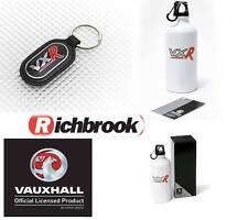 Richbrook Vauxhall Vxr Corsa Astra Logo bebidas deportivas Botella De Agua Copa Y Llavero