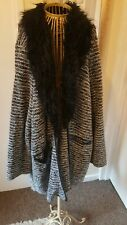 Ladies Cardigan Size 18 By Newlook