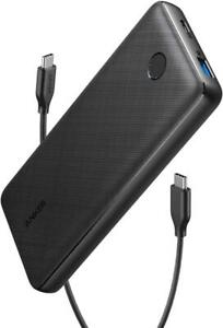 Anker USB C Power Bank, PowerCore Essential 20000 PD (18W) Power Bank, Portable
