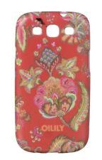 Oilily Caja Del Teléfono Móvil Summer Flowers Galaxy S3 Case Rose