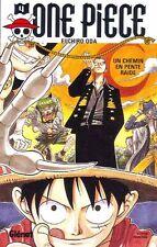 ONE PIECE tome 4 Oda manga shonen en français