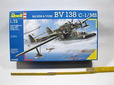 REVELL 04368 Messerschmitt & VOSS BV 138 c-1 1:72 Box est SEALED!!! mb1045