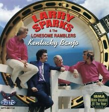 Larry Sparks - Kentucky Banjo [New CD]