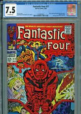 Fantastic Four #77 (Marvel 1968) CGC Certified 7.5