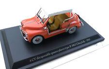 Renault 4 CV  Jolly -1961- 1:43  Eligor #2431