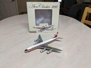 Extremely Rare! Mint 1/200 AeroClassics Air Canada Cargo Douglas DC-8-54F