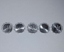 5 Coin LOT One 1 Agora Israeli Israel Coins Agorah Series Holy Land Widow's Mite