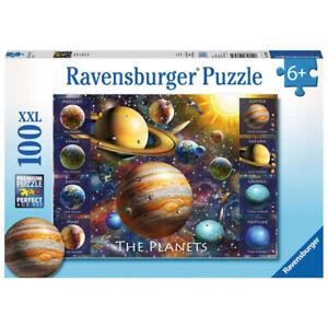 Ravensburger The Planets XXL 100 Piece Solar System Children's Jigsaw Puzzle